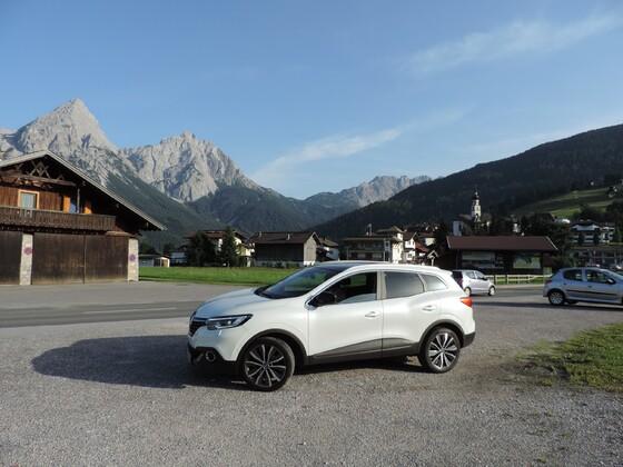 Katja in Tirol