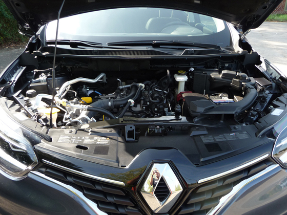 Kadjar im Detail - Motorraum Energy TCe 130