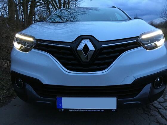 Renault Kadjar (Perl w/ bose)