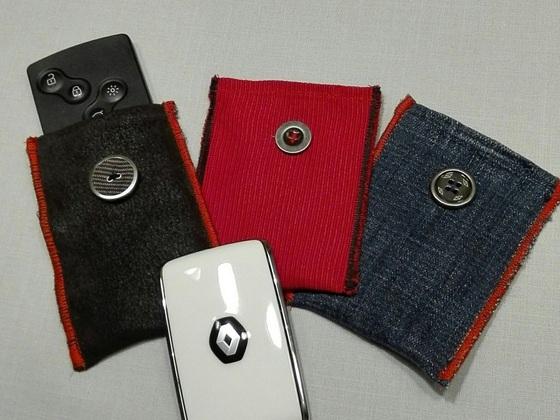 Renault Keyless Taschen
