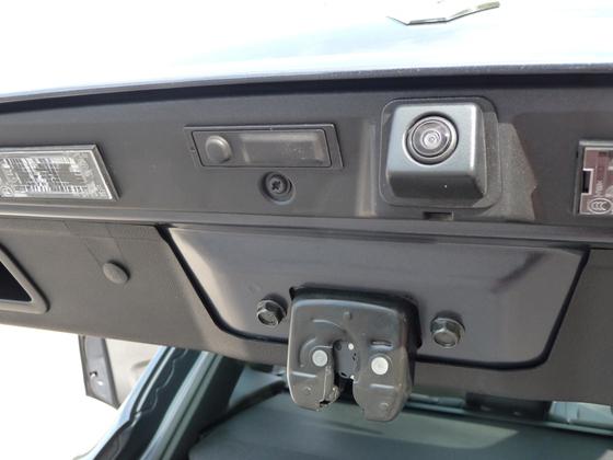 Kadjar im Detail - Rückfahrkamera / Kennzeichenbeleuchtung