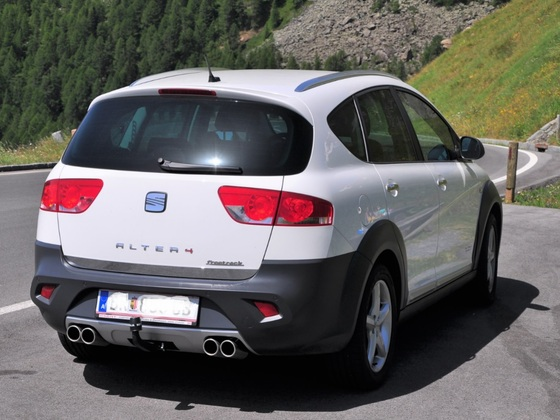 Seat Altea 4 Freetrack