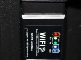 Motordaten werden jetzt direkt auf meine Handy gesendet, dank diesem Wifi OBD Adapters