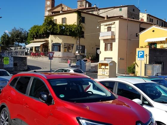Ein roter Franzose in der Toskana 4
