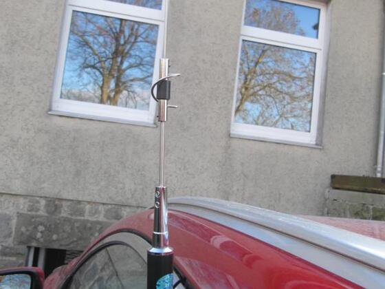 AFU ANtenne für 2meter + 70 cm
