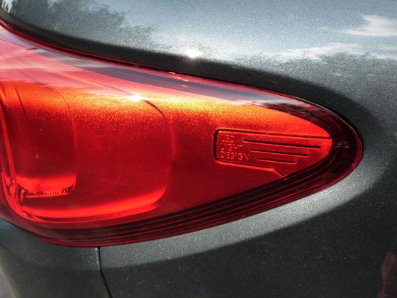 Kadjar im Detail - LED Rückleuchten
