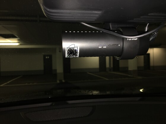 Blackvue DR 650S 2-CH Dashcam