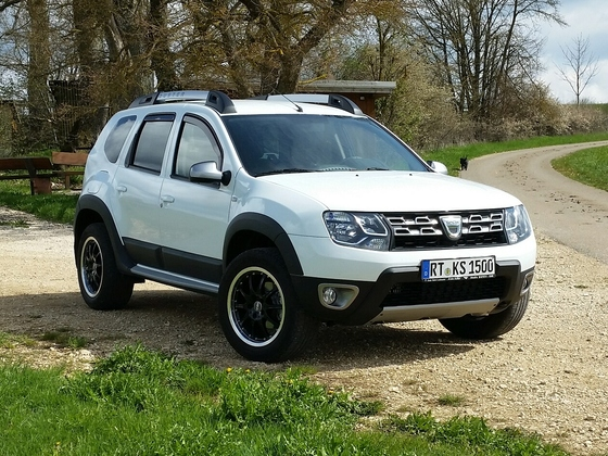 Dacia Duster UE