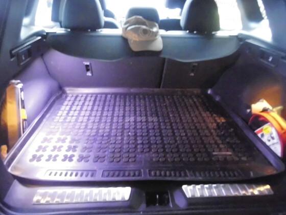 LED Kofferraum Beleuchtung