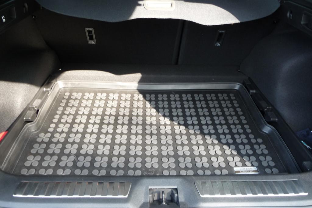 Kadjar im Detail - unterer Ladeboden / AZUGA Kofferraumwanne