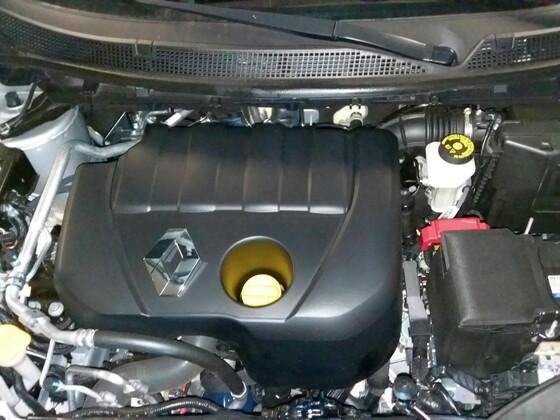 Motorraum Kadjar 1.5Dci EDC mit Akkustikabdeckung