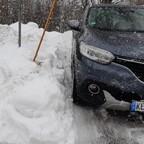 In Schnee