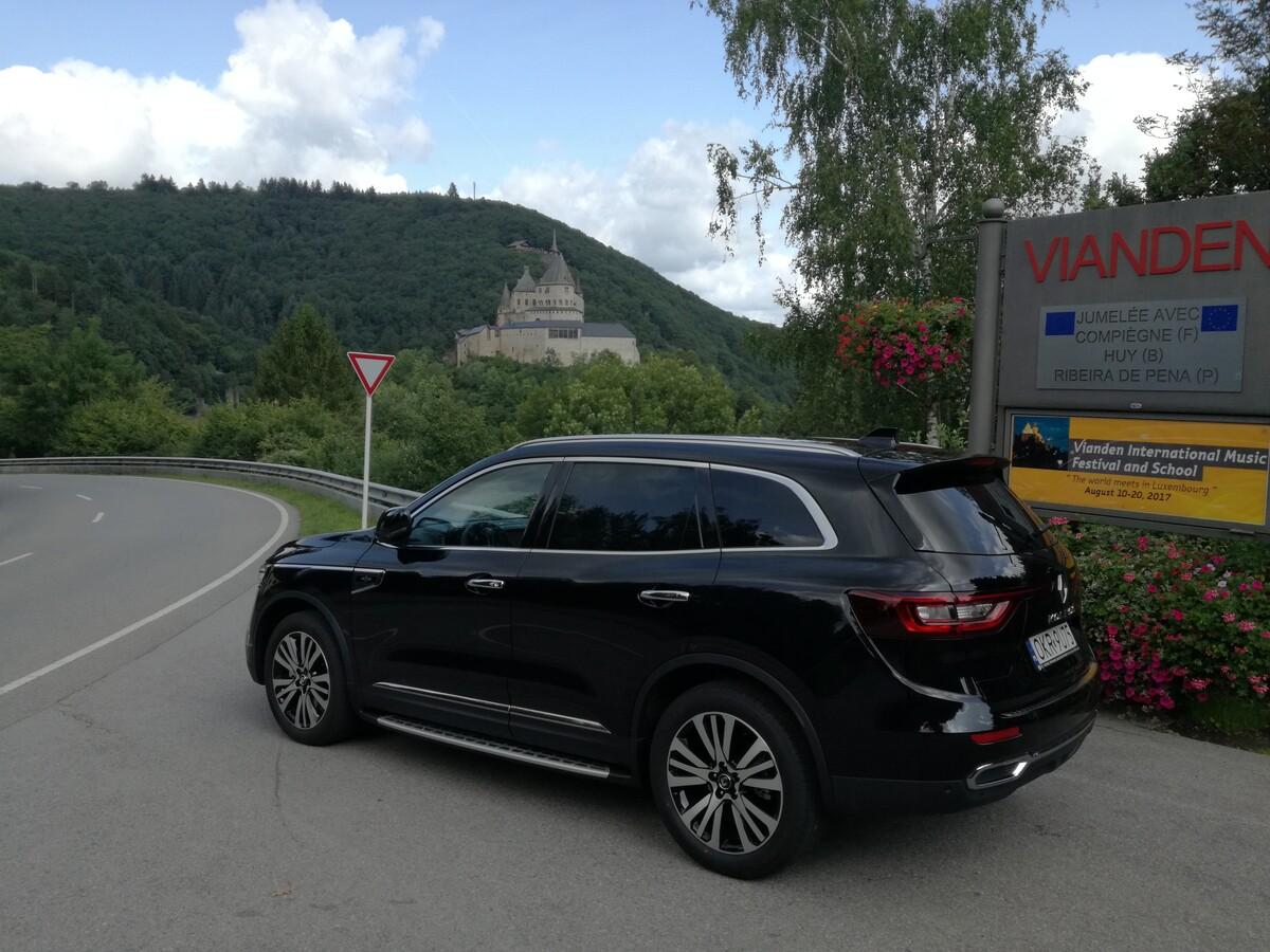 Ausflug nach Vianden (LUX)