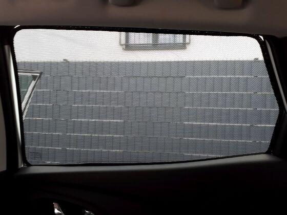 Sonnenblenden – Komplettpaket (für die Seitenscheiben hinten und Heckfenster)
