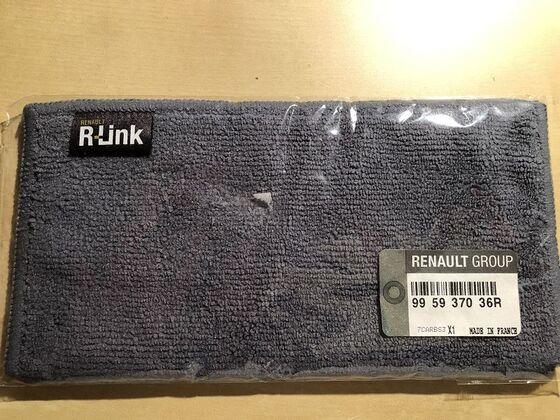 originales Reinigungstuch für das RLink Display