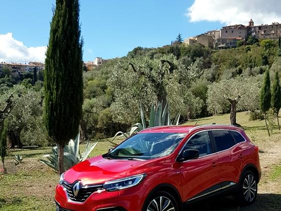 Ein roter Franzose in der Toskana 1