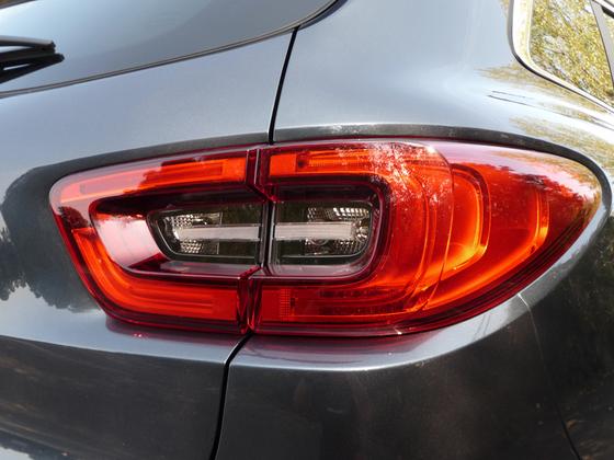 Kadjar im Detail - LED Rückleuchten / Philips Silver Vision